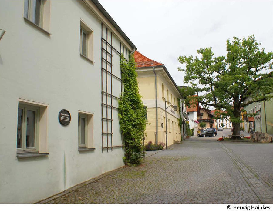 Sehensw 07 Altes Schulhaus